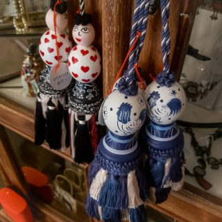 How sweet are these little tassels!   Open today until 2pm ish   #inspired #inspiredbydesign #create #design #tassels #cute #european #fashion #interiordesign #interiorstyling #interiordecor #shopsmall #dungognsw